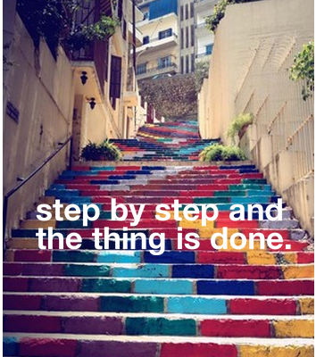 haa step quote