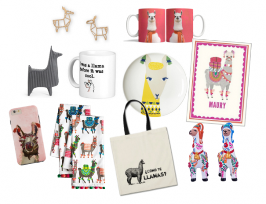 Trendy Llama Planner Accessories