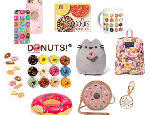 Trendy Donut Planner Accessories