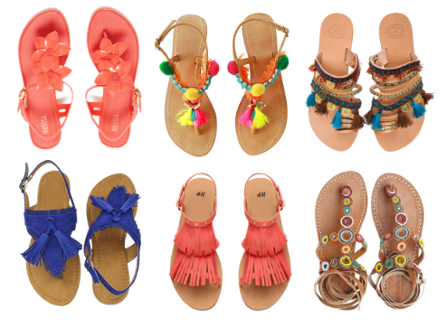 Happy As Annie How to Step Up Your Sandal Game This Summer
