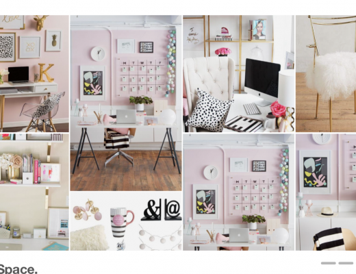 Happy As Annie's Office Space Pinterest Board for Home Office Decor and Organization
