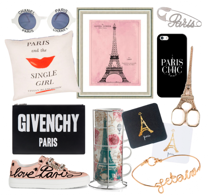 Paris Chic Fashion Trend Shopping Style