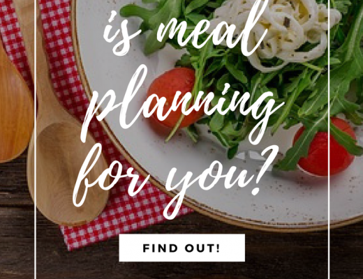 Happy As Annie Webcrawl Wednesday: Is Meal Planning For You?