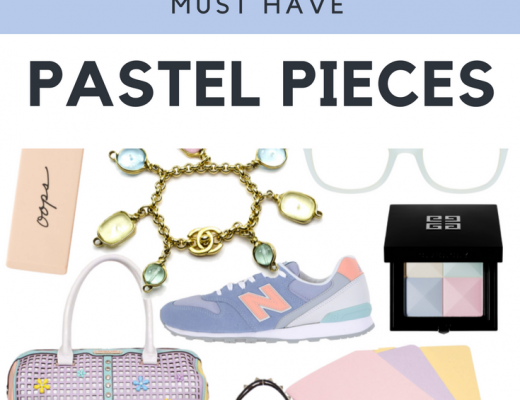 10 Must have Pastel Pieces for Spring
