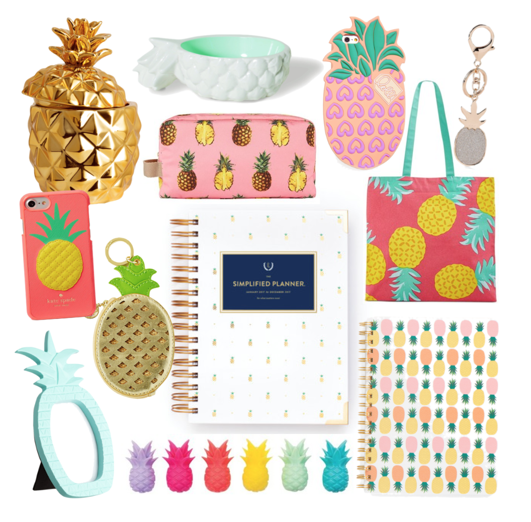 Happy As Annie Trendy Tuesday Pineapple