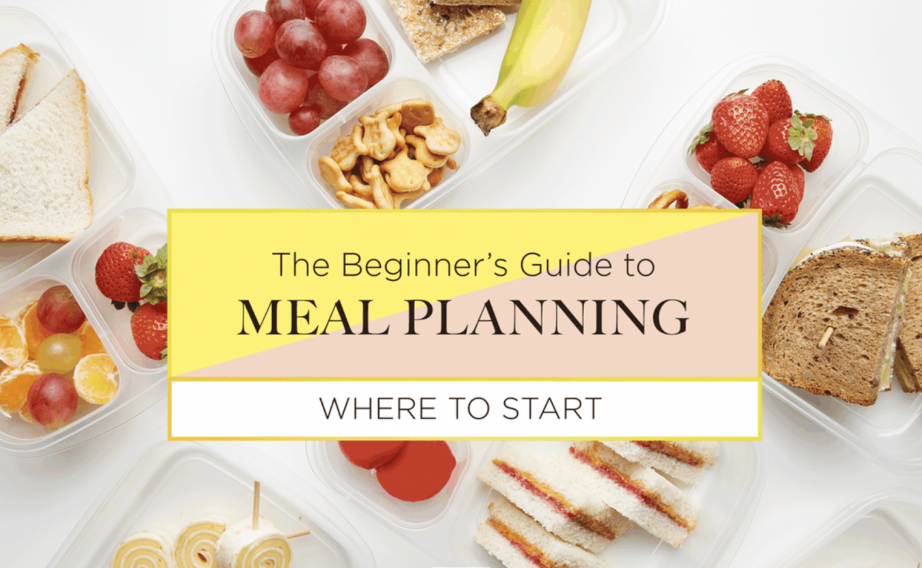Happy As Annie's Webcrawl Wednesday: The Kitchn's Beginners Guide to Meal Planning.