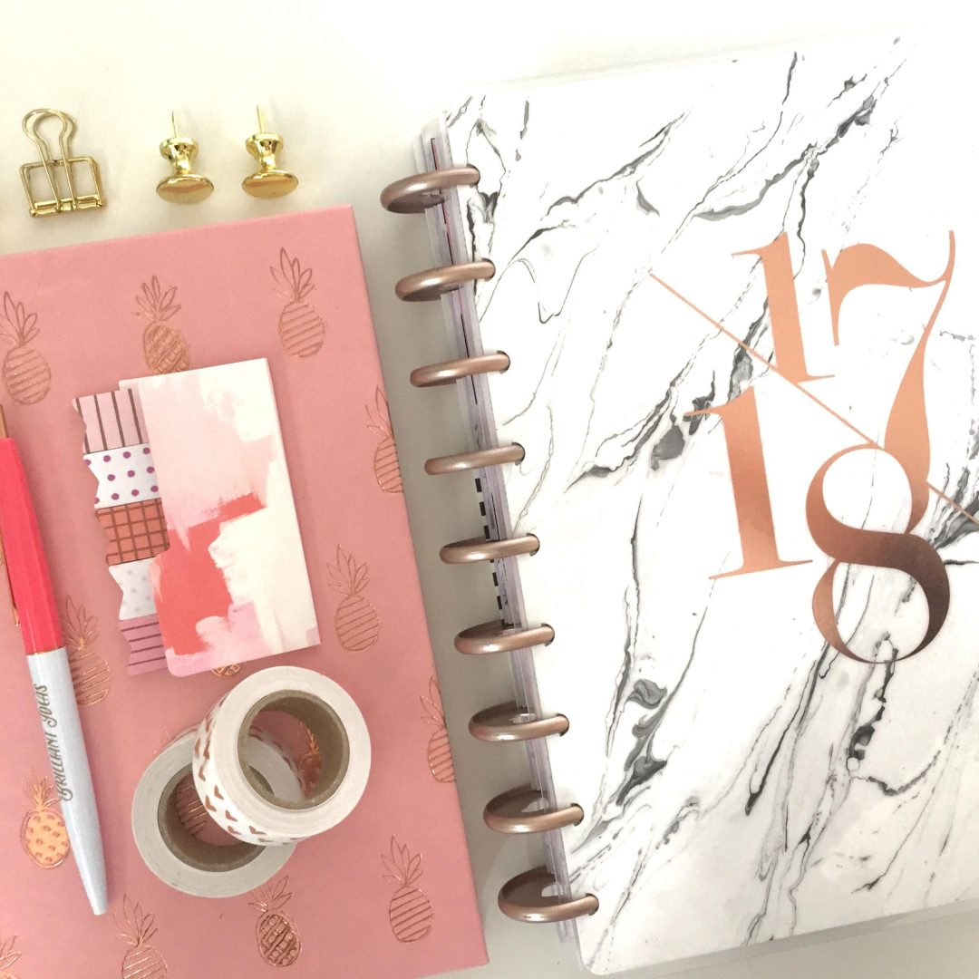 How to Set Up Your New Happy Planner: A Complete Guide