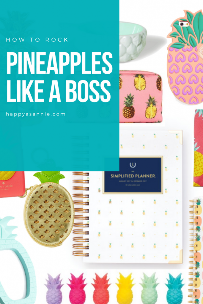 How to Rock the Pineapple Trend Like a Boss.
