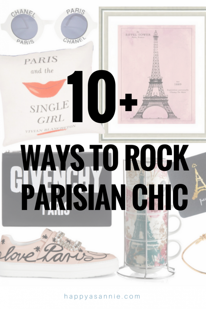 10+ Ways to Rock the Parisian Chic Trend