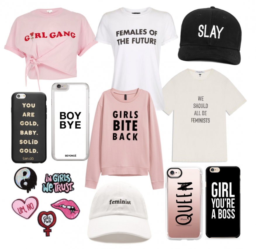 Girl Power is Trending! Happy As Annie's roundup of feminist and girl power items.