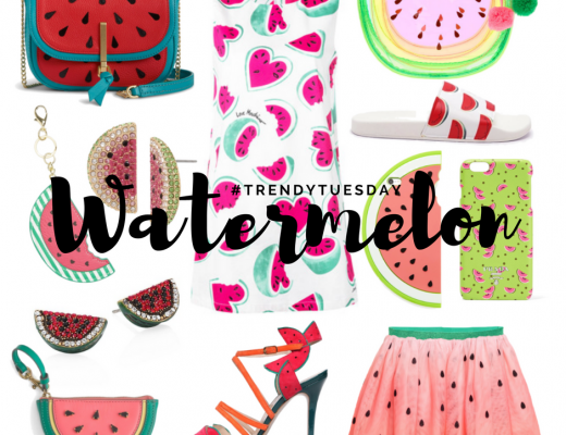 Happy As Annie Trendy Tuesday: Watermelon