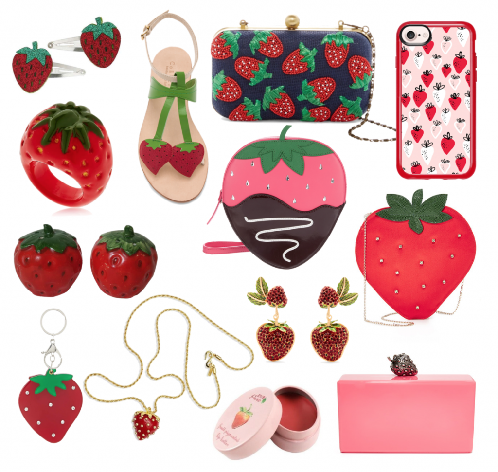 Trendy Tuesday on Happy As Annie: The Strawberry