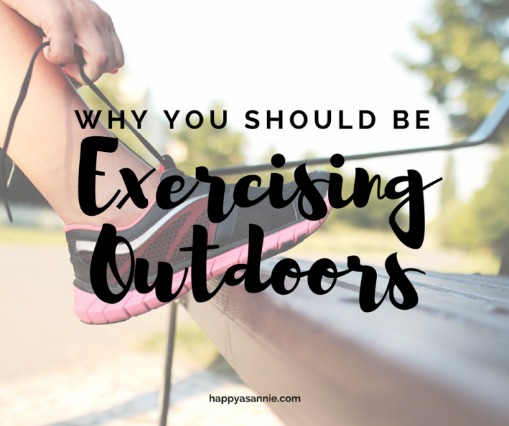 Fitness Tips: Why Exercising Outdoors is Better for You