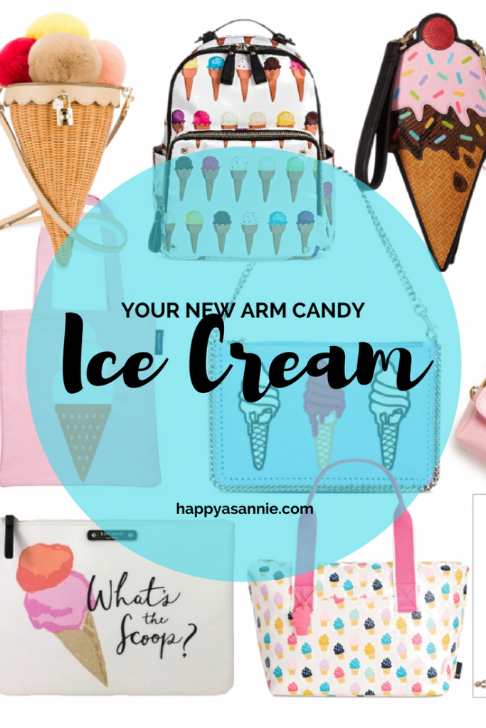 Trendy Tuesday on Happy As Annie: The Ice Cream Bag