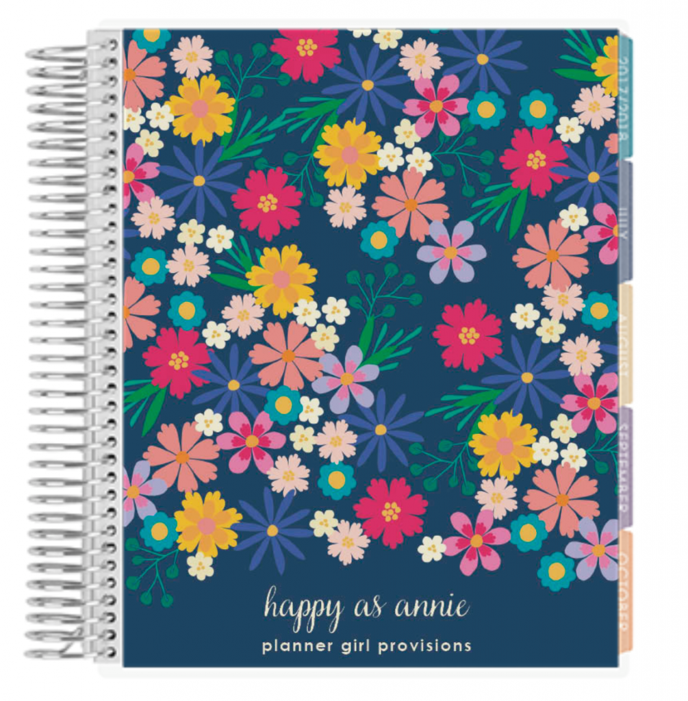 How I use more than one planner: My hourly Erin Condren Life Planner helps me time manage each day..