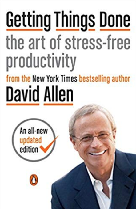 10 Self-Discovery Books to Help You Create Your Dream Life, including Getting Things Done by David Allen | Happy As Annie