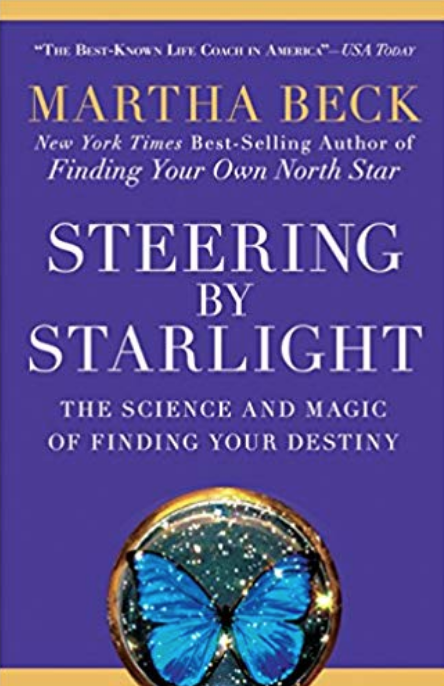10 Self-Discovery Books to Help You Create Your Dream Life, including Steering by Starlight by Martha Beck | Happy As Annie