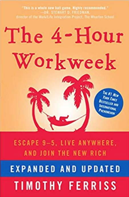 10 Self-Discovery Books to Help You Create Your Dream Life, including The 4-Hour Workweek by Timothy Ferriss | Happy As Annie