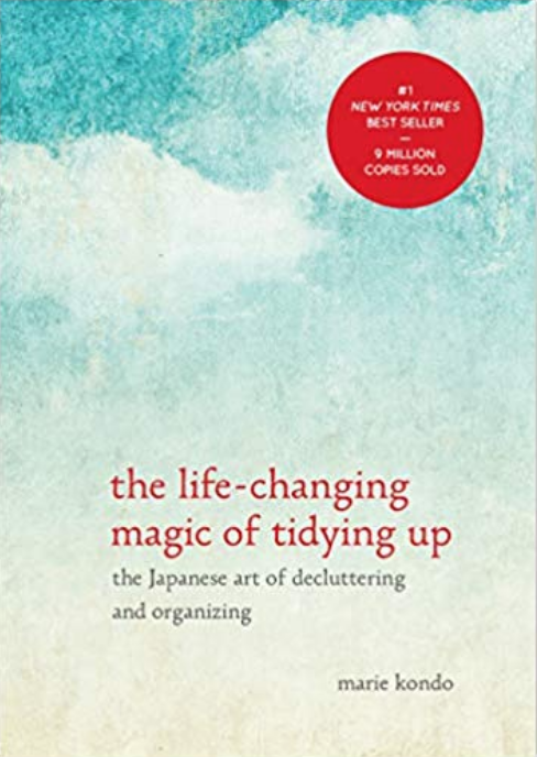 10 Self-Discovery Books to Help You Create Your Dream Life, including The Life-Changing Magic of Tidying Up by Marie Kondo | Happy As Annie