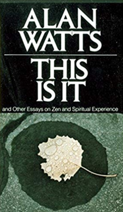 10 Self-Discovery Books to Help You Create Your Dream Life, including This Is It by Alan Watts | Happy As Annie