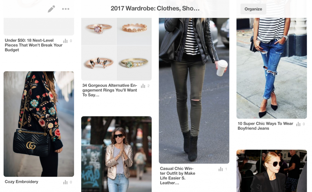 Revamp Your Wardrobe: A Peek at my Pinterest Style Board for Inspiration