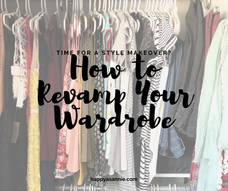 Time for a Style Makeover? How to Revamp Your Wardrobe like a Planner Girl