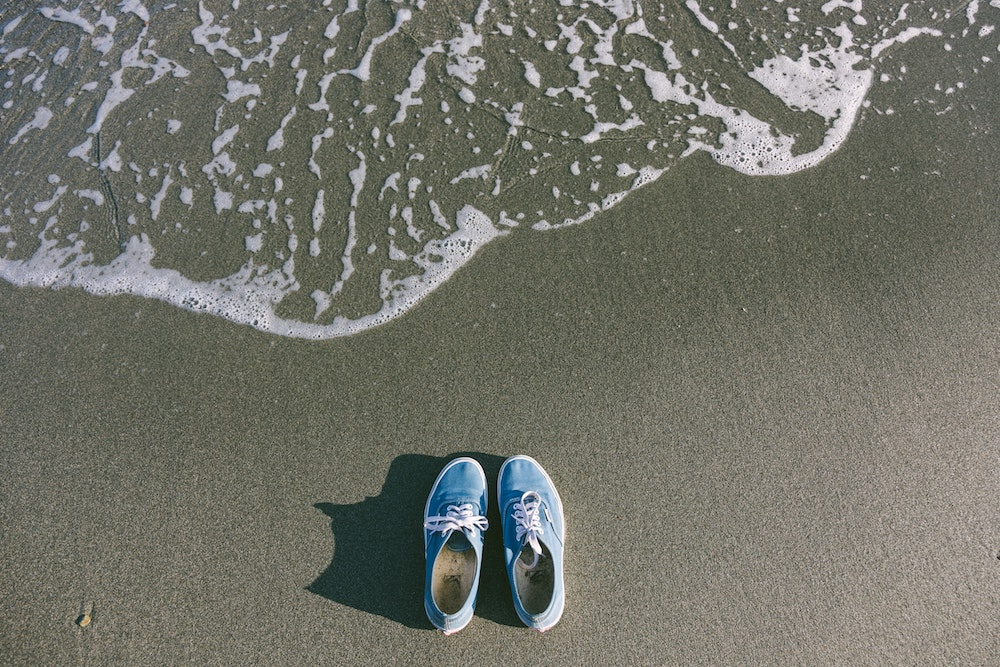 Self-Care Sundays: It's Okay to Cry, Even at the Beach. Candid stories about living with and overcoming anxiety and depression.