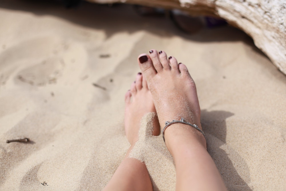 Take off your shoes. Happy As Annie   5 Easy Ways for City Dwellers to Spend More Time in Nature