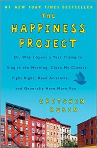 The Happiness Project by Gretchen Rubin | Best Life Book Club