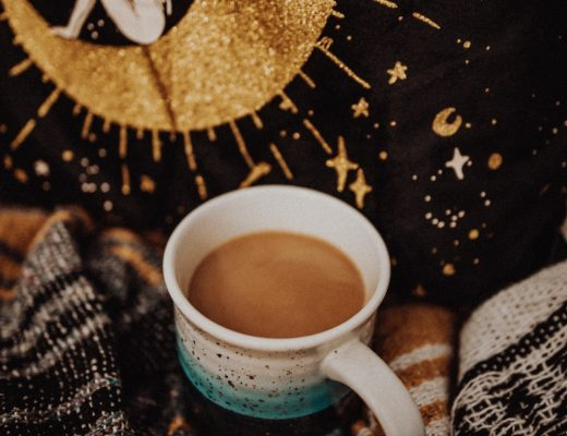 Transform your morning coffee routine into a simple yet powerful ritual. Happy As Annie | Authentic and Intentional Living