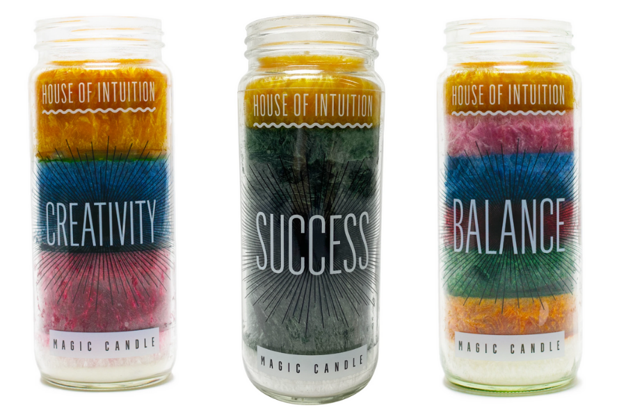 Happy As Annie | 13 Essential Summer Must-Haves for Your Soul | Harness summer's fire energy with candle magic, like the magic intention candles by House of Intuition.