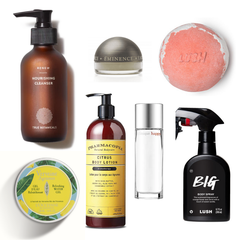13 Essential Summer Must-Haves for Your Soul | Energize and invigorate your senses with bright, citrusy scents by brands like Lush, L'occitane, and more.