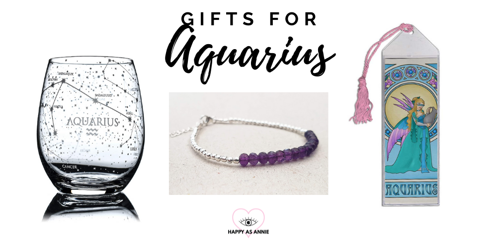 Happy As Annie's Amazon Handmade Zodiac-Inspired Gift Guide: Gifts for Aquarius