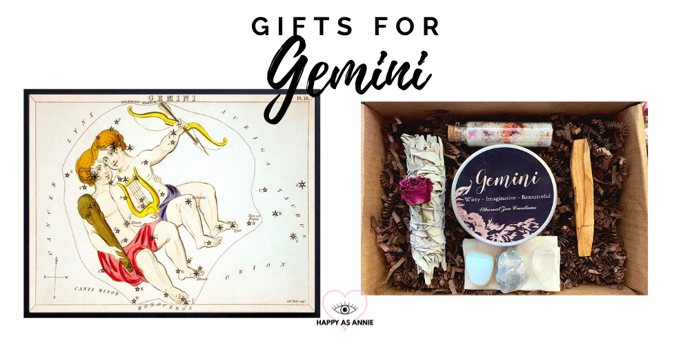 Happy As Annie's Amazon Handmade Zodiac-Inspired Gift Guide: Gifts for Gemini