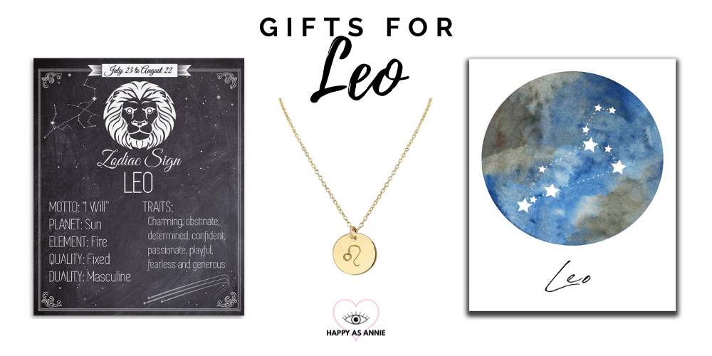 Happy As Annie's Amazon Handmade Zodiac-Inspired Gift Guide: Gifts for Leo