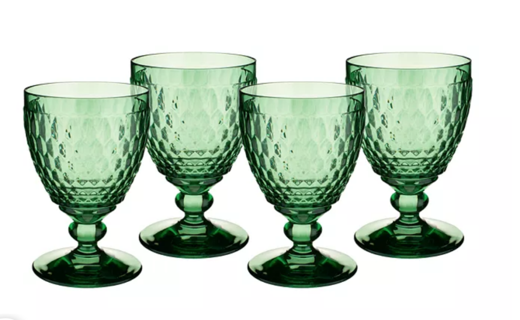 Villeroy & Bach goblets on The Ultimate Witchy Gift Guide by Happy As Annie