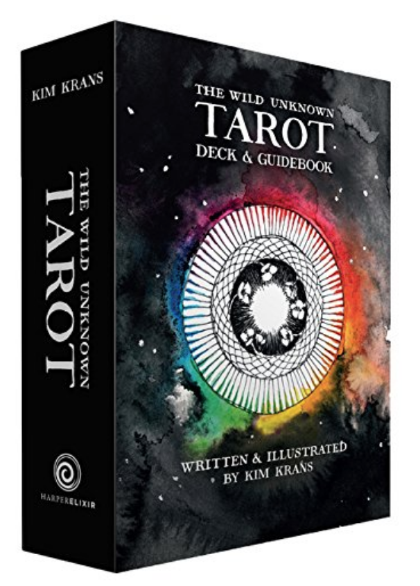 The Wild Unknown tarot deck and guidebook on The Ultimate Witchy Gift Guide by Happy As Annie