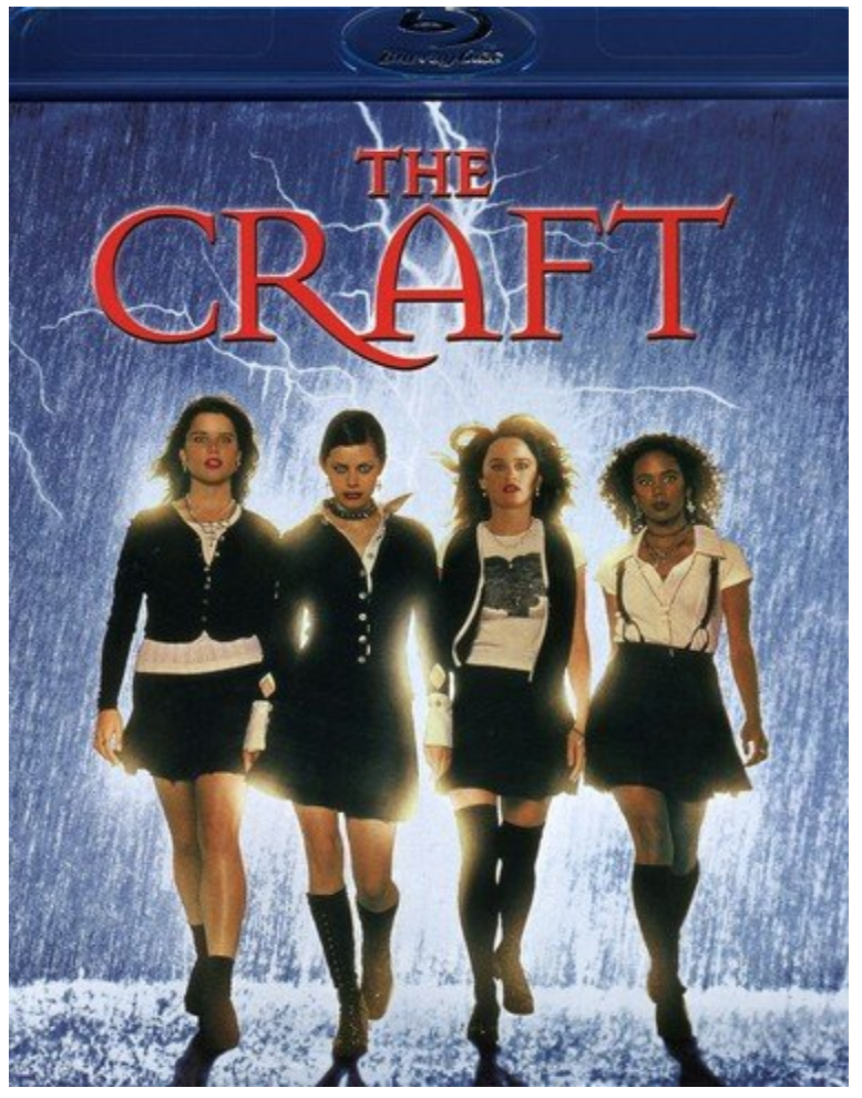The Craft on Blu-Ray on The Ultimate Witchy Gift Guide by Happy As Annie
