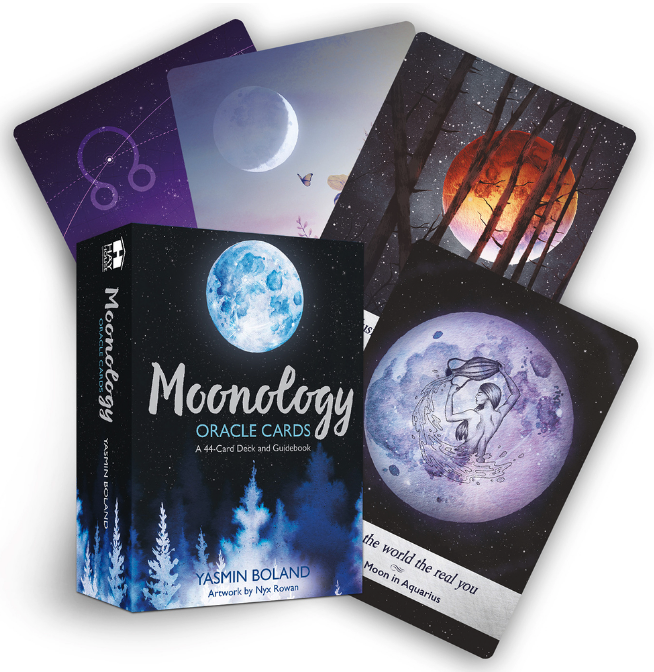 Moonology Oracle Cards on The Ultimate Witchy Gift Guide by Happy As Annie