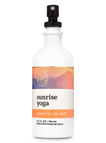 Sunrise Yoga essential oil mist by Bath and Body Works on The Ultimate Witchy Gift Guide by Happy As Annie