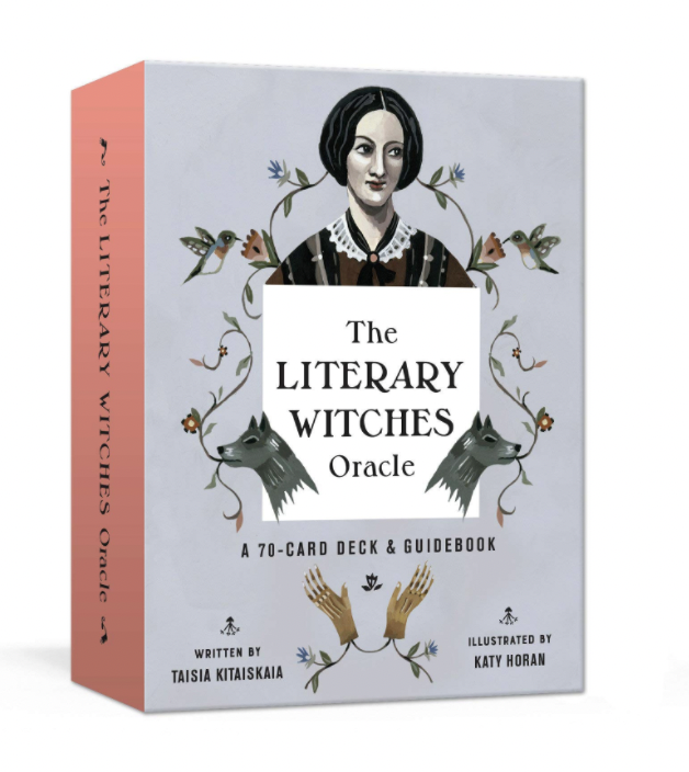 Literary Witches Oracle Deck and Guidebook | The Ultimate Graduation Gift Guide for the New Age and Witchy Grad by Happy As Annie